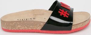 Czarne buty dziecięce letnie Guess Jeans