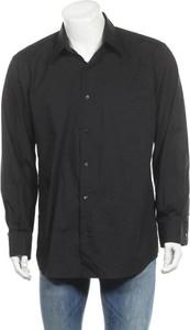 Czarna koszula Express z długim rękawem w stylu casual