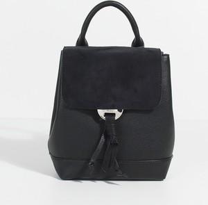 Czarny plecak Parfois