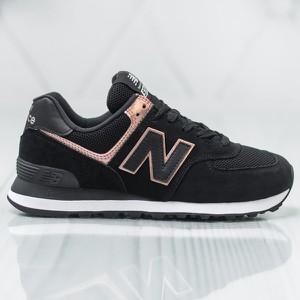 Buty sportowe New Balance 574 sznurowane z płaską podeszwą
