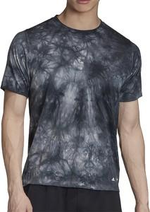 T-shirt Adidas z dzianiny z krótkim rękawem
