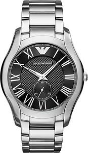 Zegarek EMPORIO ARMANI - Valente AR11086 Silver/Silver