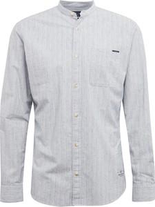 Koszula Jack & Jones z długim rękawem z bawełny