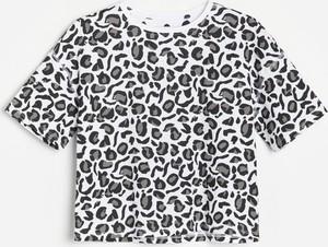 Koszulka dziecięca Reserved z bawełny dla dziewczynek