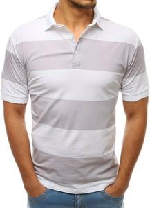 Koszulka polo Dstreet z krótkim rękawem