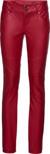 Czerwone spodnie bonprix RAINBOW