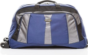 Niebieska torba podróżna Bag Street