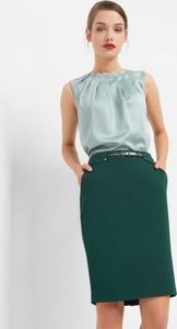 Zielona spódnica ORSAY z tkaniny