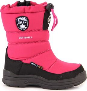 Buty dziecięce zimowe American Club