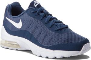 Niebieskie buty sportowe dziecięce Nike sznurowane