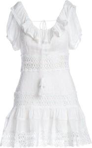 Sukienka Multu z krótkim rękawem