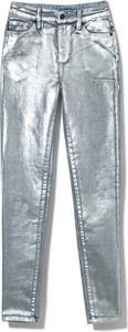 Srebrne jeansy Big Star