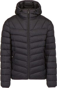 Czarna kurtka Napapijri z tkaniny krótka