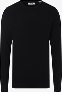 Czarny sweter Jack & Jones z bawełny