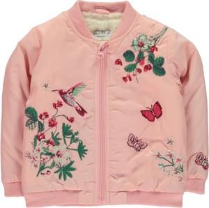 Różowa kurtka dziecięca Crafted