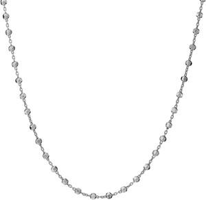 Ania Kruk Choker URBAN CHIC srebrny z kuleczkami