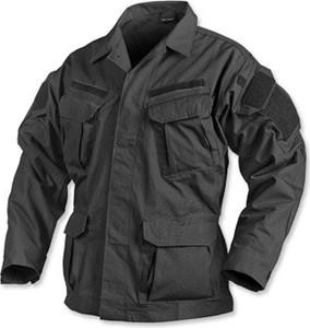 Czarna bluza HELIKON-TEX z bawełny