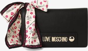 Torebka Love Moschino do ręki w stylu boho