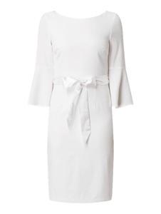 Sukienka Chi Chi London z szyfonu prosta mini