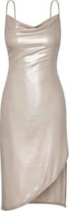 Sukienka Rage Age asymetryczna na ramiączkach mini