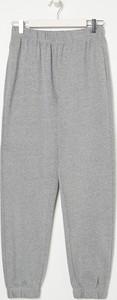 Spodnie Sinsay z dresówki
