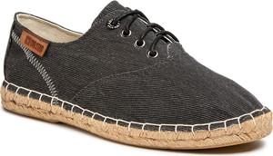 Buty letnie męskie Big Star sznurowane