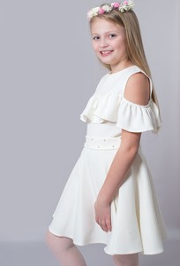 31565f63ea sukienki dla dziewczynek na wesele używane - stylowo i modnie z Allani