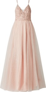 Sukienka Mascara z dekoltem w kształcie litery v