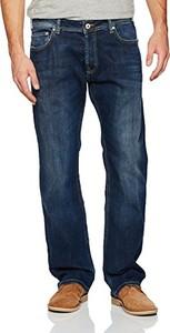 Czarne jeansy LTB