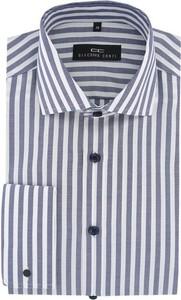 Koszula giacomo conti z bawełny z długim rękawem