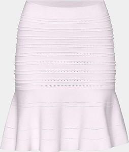 Różowa spódnica ORSAY mini w stylu casual