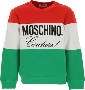Bluza dziecięca Moschino
