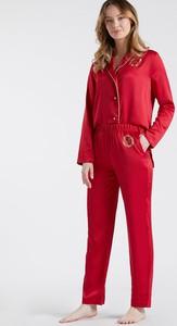 Czerwona piżama Monnari