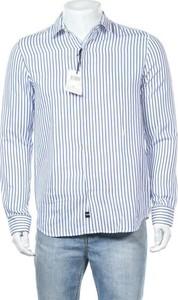 Koszula MEXX z długim rękawem z bawełny