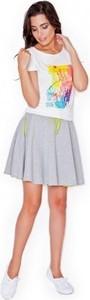 Spódnica Katrus z dzianiny mini