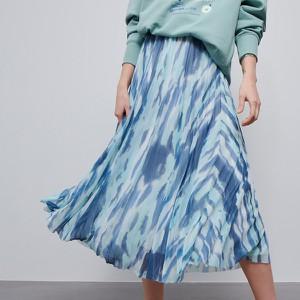 Spódnica Reserved midi w stylu klasycznym