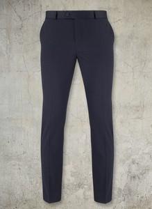 Granatowe spodnie Pako Lorente