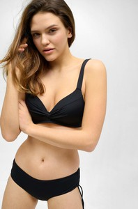 Czarny strój kąpielowy ORSAY