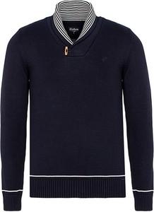 Czarny sweter Culture