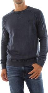 Niebieski sweter Guess