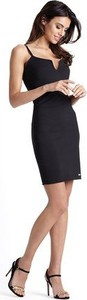 Czarna sukienka Ivon mini ołówkowa