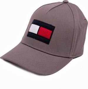 Różowa czapka Tommy Hilfiger