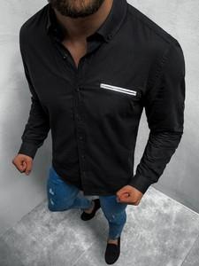 Czarna koszula Ozonee