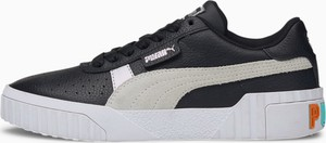 Buty sportowe Puma ze skóry z płaską podeszwą