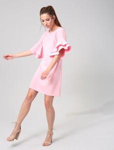 Różowa sukienka Pretty Girl