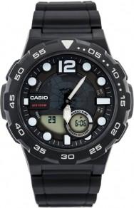 ZEGAREK MĘSKI CASIO AEQ-100W 1AV - WORLD TIME