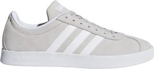Buty sportowe Adidas Performance ze skóry w sportowym stylu sznurowane