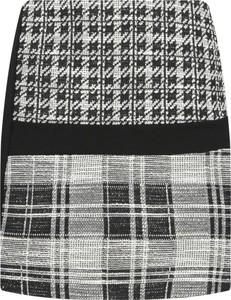 Spódnica Desigual mini z wełny