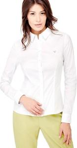 Koszula Guess w stylu klasycznym z długim rękawem z kołnierzykiem