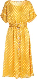 Sukienka Multu w stylu casual midi
